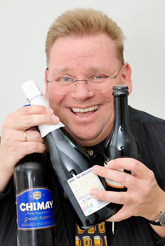 Biersommelier Rainer Dieckmann